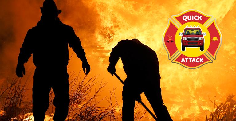 QUICKATTACK – Prevención y autoprotección contra Incendios